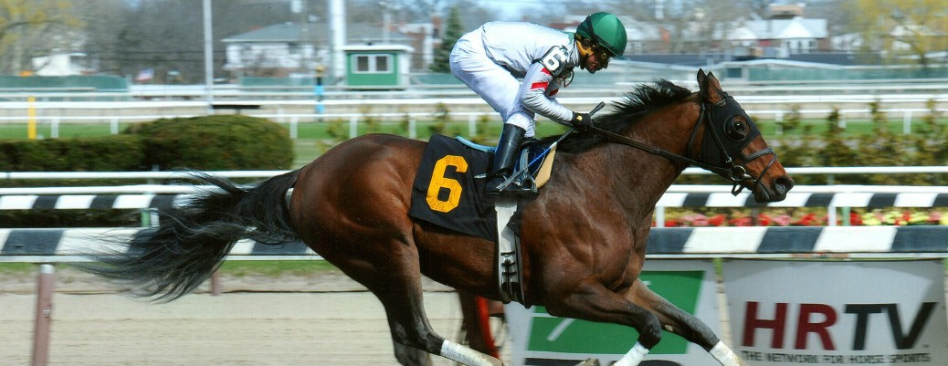 Point Hope runs 1st Place @ Aqueduct On 4/16/2015