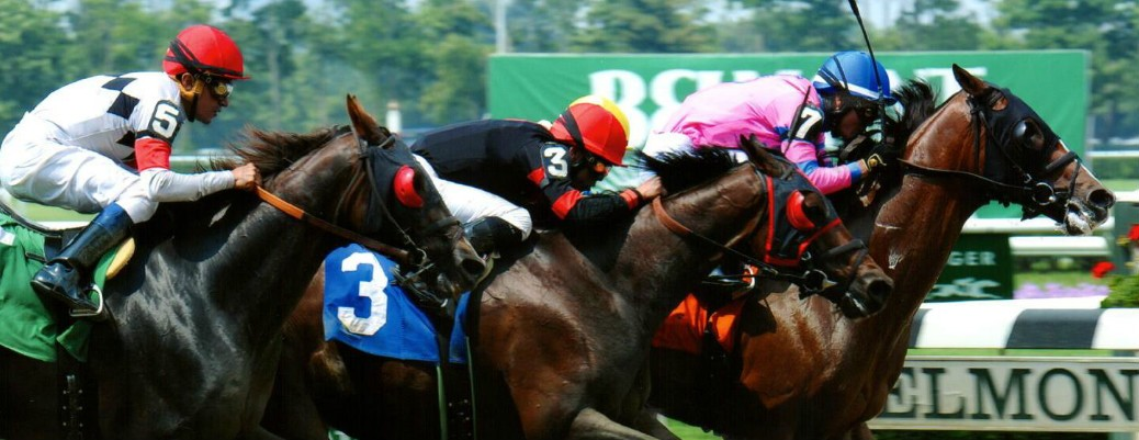 Erik The Red runs 1st Place @ Belmont On 6/11/2015