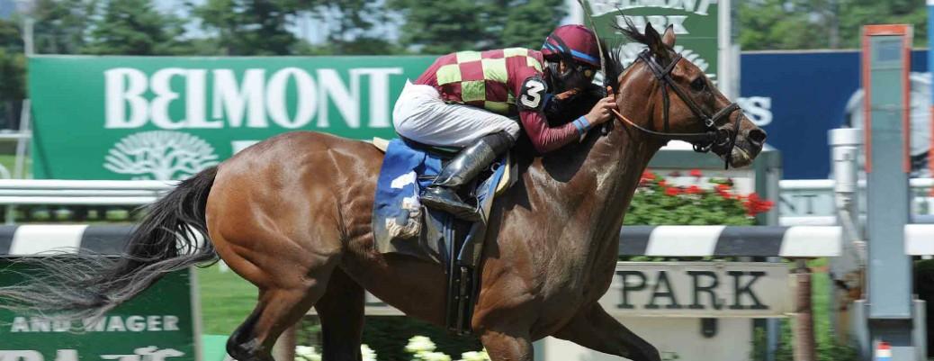 Noble Doss runs 1st Place @ Belmont On 7/3/2015