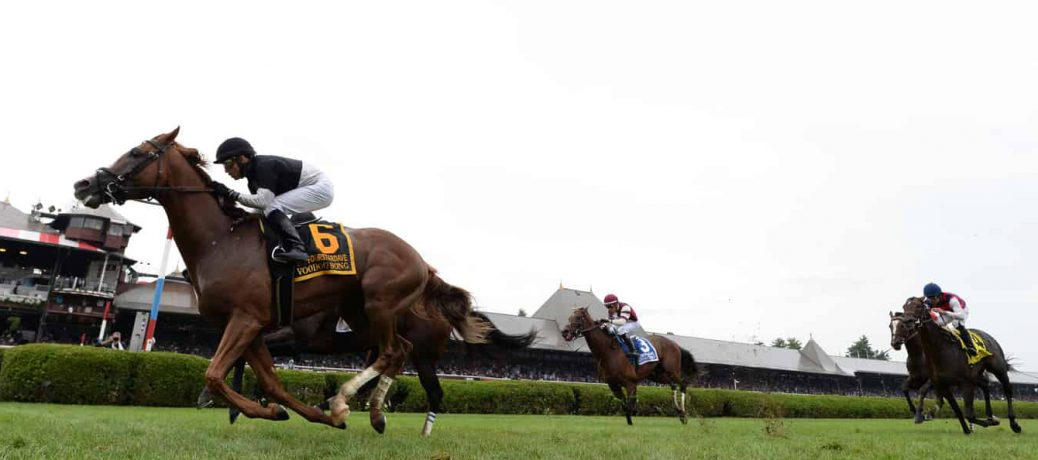 Voodoo Song & 'Disguise Sisters' Win NY-Bred Awards