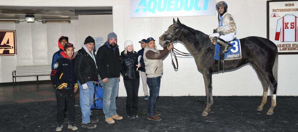 Rice Wins Second Straight Aqueduct Winter Meet Title