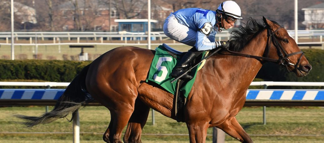 Rice Earns Seventh NY-Bred Trainer Title