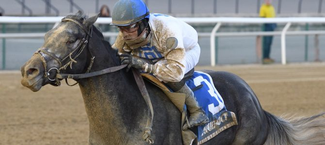 Montauk Traffic Goes Last to First in Jimmy Winkfield S.